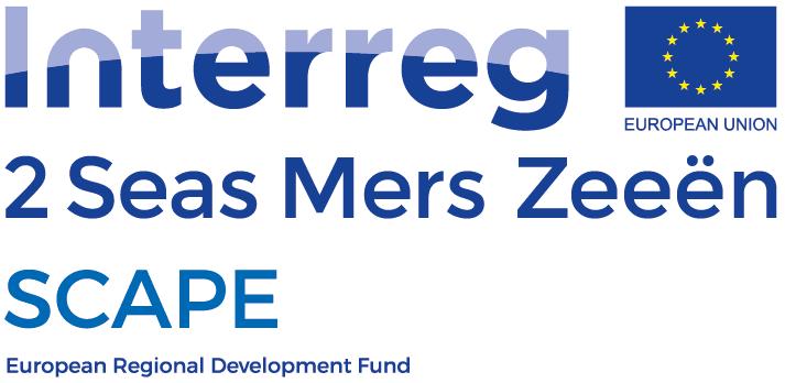 Interreg SCAPE logo